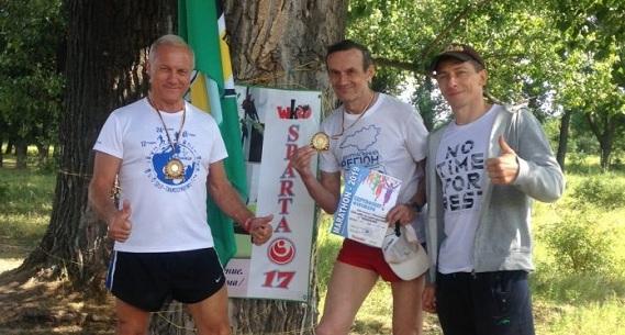 В Олександрії відбувся щорічний ХІІ «Марафон в «Топольках»