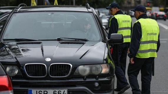 Після завершення періоду розмитненя на Кіровоградщині оштрафовано перше авто на єврономерах