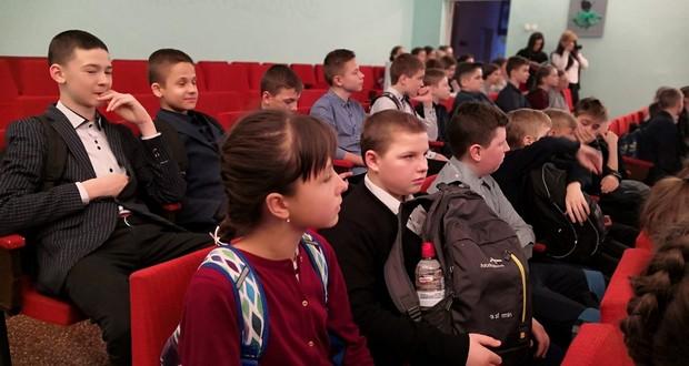 В Олександрії пройшов кінопоказ в рамках фестивалю «Нове британське кіно». ФОТО