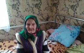 Жителька Олександрійщини у 100 років читає газети без окулярів