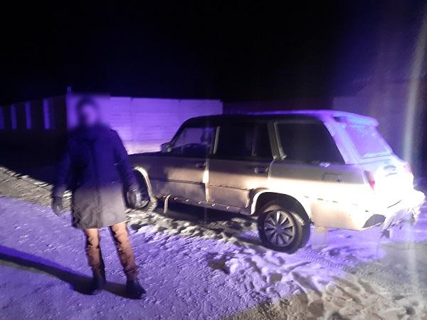 В Олександрійському районі затримали нетверезого водія