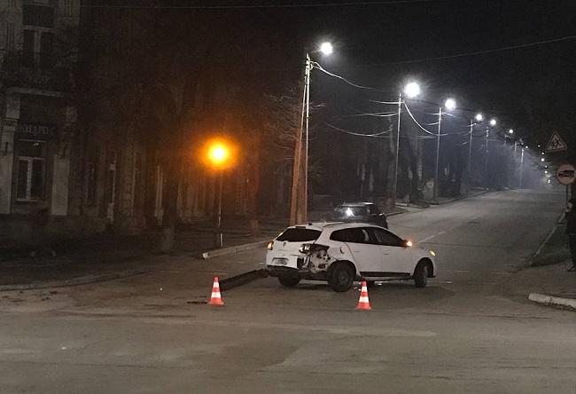 Біля РАГСу в Олександрії – аварія
