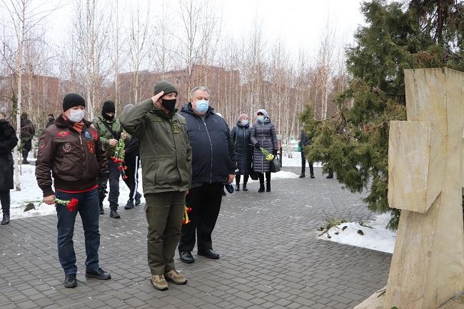 До Дня Соборності України в Олександрії відбулося покладання квітів
