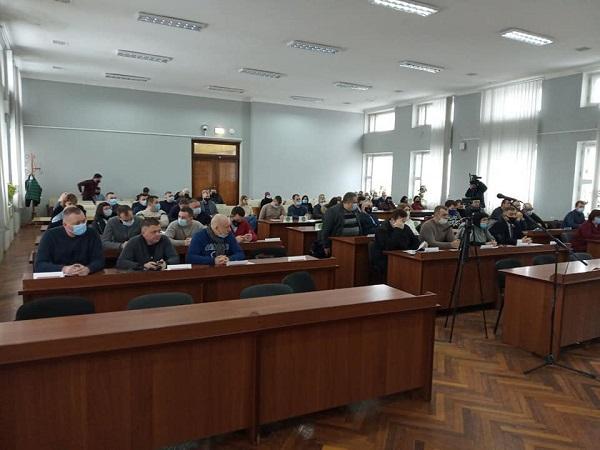 Міськрада Олександрії прийняла звернення до керівництва  країни з приводу тарифів