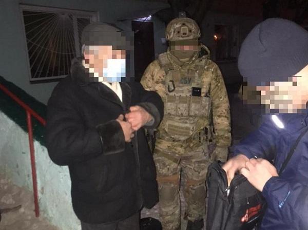 Контррозвiдка СБУ затримала на Кiровоградщинi агента ФСБ РФ