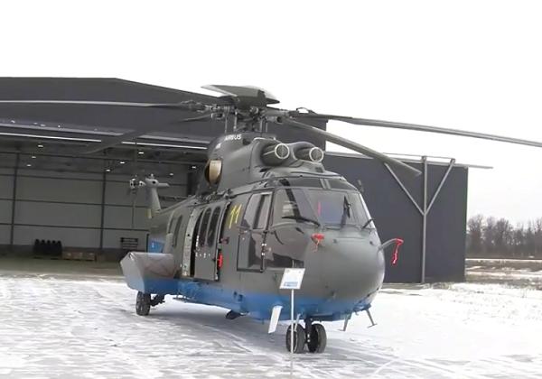 Французькі вертольоти для військових Олександрії