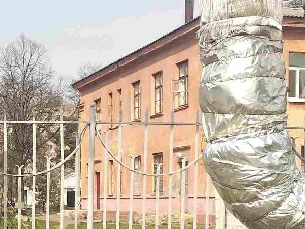 В Олександрії планують ремонт інфекційного відділення