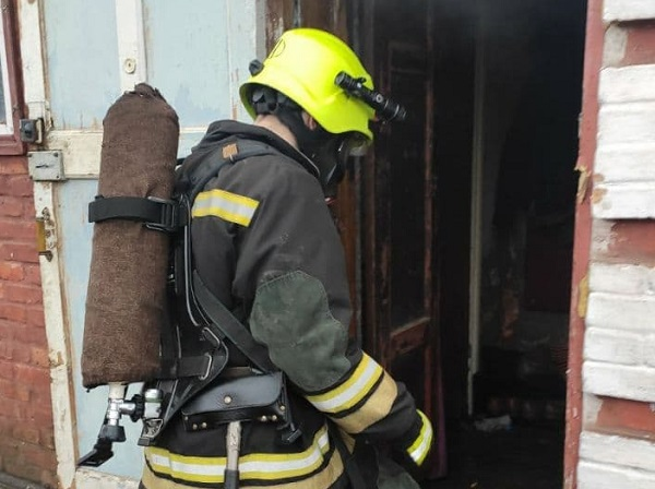В Олександрії під час пожежі виявили тіло чоловіка