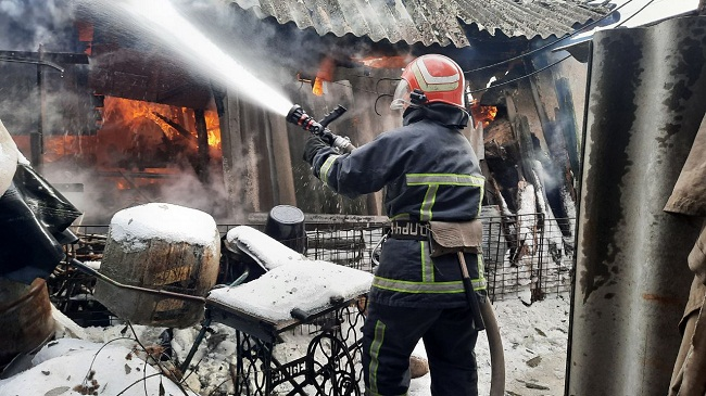 В Олександрії під час пожежі загинули дві жінки
