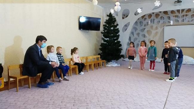 Мер Олександрії проінспектував дитячі садочки