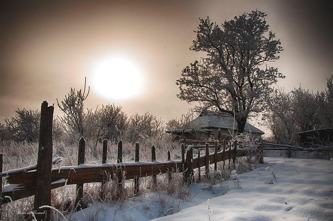Зимова казка на Олександрійщині (ФОТО)