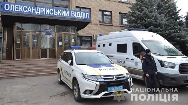 Олександрійські поліцейські затримали серійного крадія