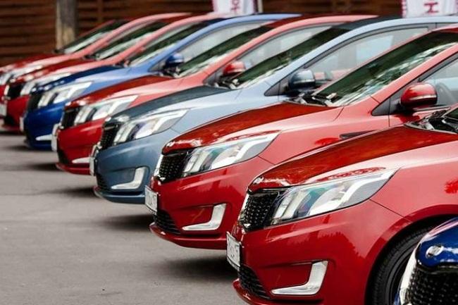 Жителі Кіровоградщини за рік витратили на нові авто понад 42 млн доларів