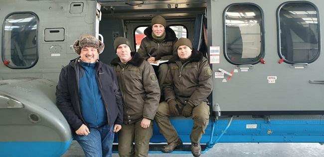 Олександрійські авіатори пройшли сертифікацію на вертольотах Airbus Helicopters H-225