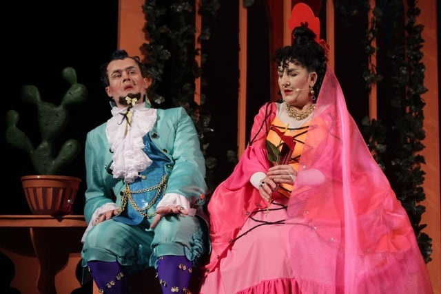Олександрійців запрошують на виставу «Севільські заручини»