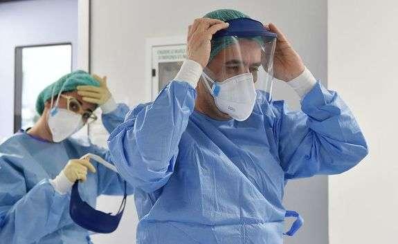 На Кіpовогpадщині медики, які захворіли на СOVID-19, отримають кошти