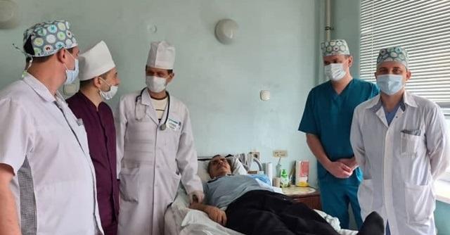 На Кіровоградщині вперше прооперували рак підшлункової залози