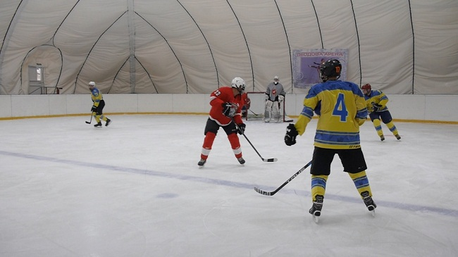 В Олександрії відбудуться змагання з хокею