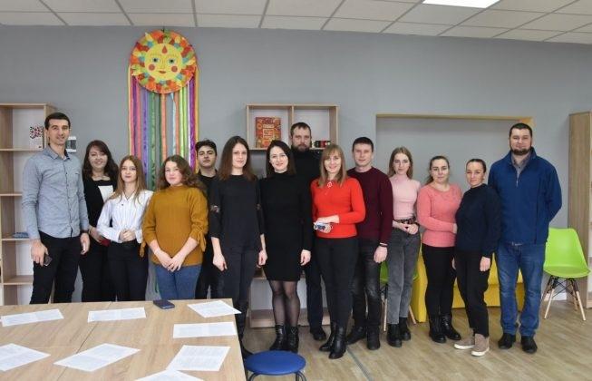 На Олександрійщині відкрили АРТ-центр для молоді