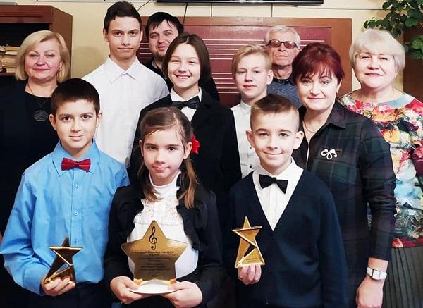 Перемоги вихованців музичної школи «Перлина»
