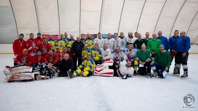 В Олександрії відбувся турнір з хокею