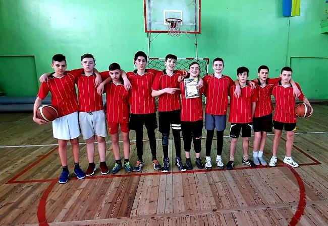 В Олександрії відбулися міські змагання з баскетболу