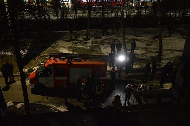 У Кропивницькому стався вибух у багатоповерхівці, є постраждалі (ФОТО)