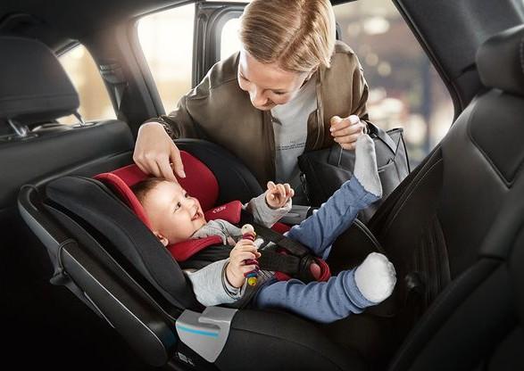 Зміни до правил перевезення дітей вступили в силу