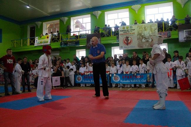 В Олександрії відбудеться чемпіонат області з кіокушинкай карате