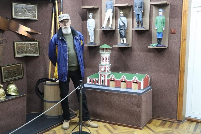 Олександрійська вежа – перлина в експозиції Музею МЧС в Кропивницькому (ФОТО)