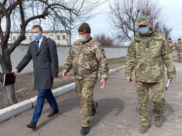 Окружний прокурор відвідав Петрівську колонію