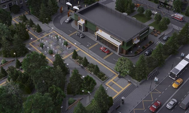 Офіційно: де буде і як виглядатиме МакДональдз у Кропивницькому