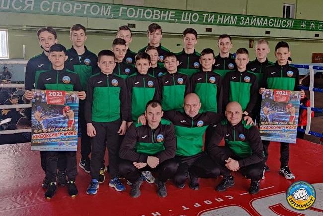 Кікбоксери Олександрії привезли 12 медалей з чемпіонату України
