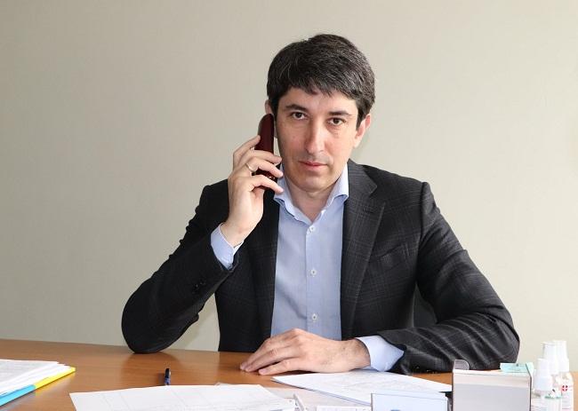 Мер Олександрії провів прямий телефонний зв'язок
