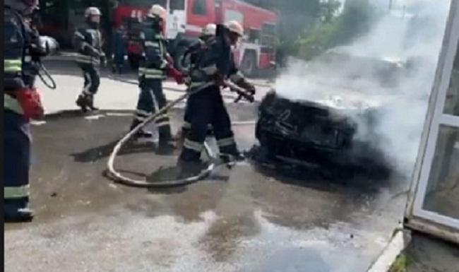 """""""Мені спалили автомобіль"""" – Олександр Кіяшко (ВІДЕО)"""