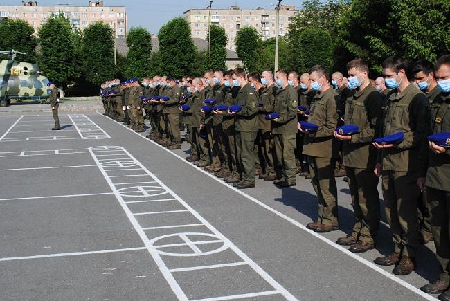 В Олександрії вшанували пам'ять загиблих членів екіпажу борту №16