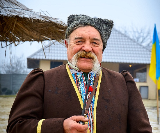 Відійшов у вічність олександрійський козак Володимир Соловей