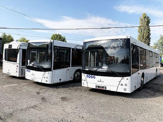 КП «Олександрійський транспорт» поповниться п'ятьма автобусами