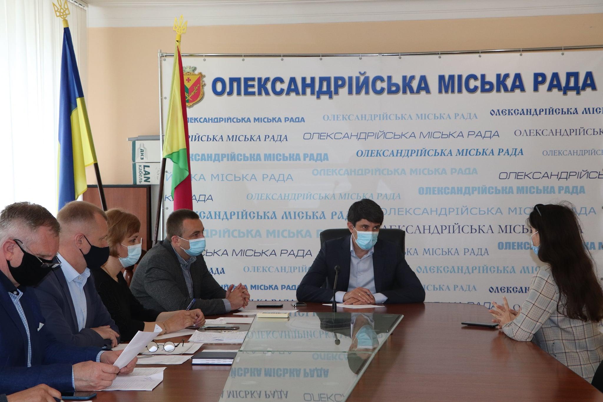 Сергій Кузьменко провів прийом громадян з особистих питань