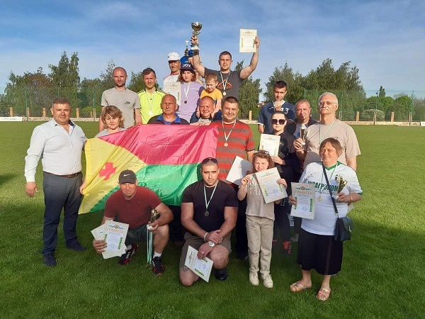 Команда з Олександрії перемогла серед громад області