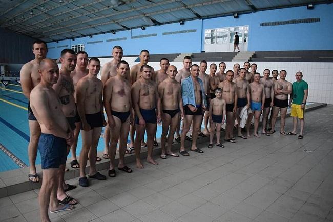 Олександрійський басейн відкрито