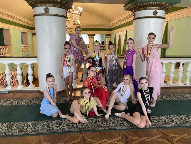 Нові перемоги Street ballet у Дніпрі