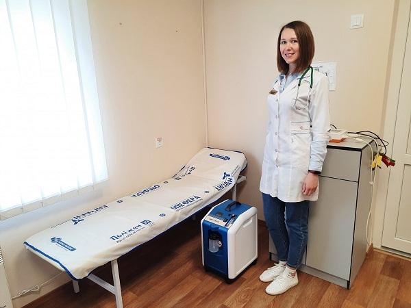Амбулаторії Олександрійщини отримають кисневі концентратори