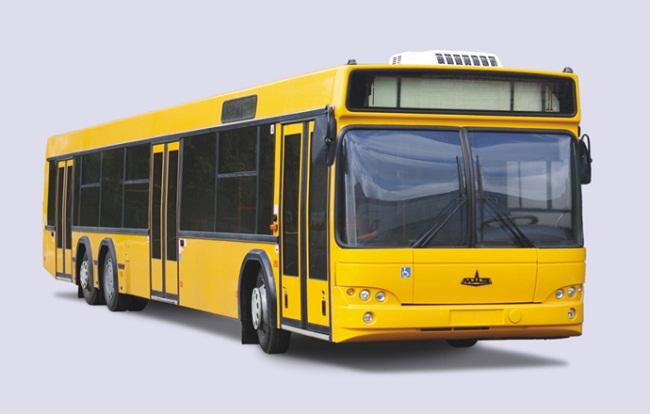 За пів року в Олександрії має з`явитися комунальний транспорт
