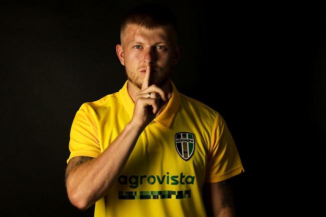 Олег Кожушко — гравець ФК «Олександрія»