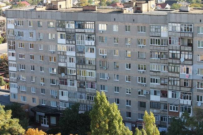 В Олександрії тривають ремонти житлового фонду