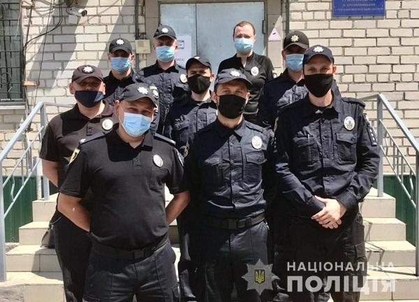 Олександрійські поліцейські підвищують свою кваліфікацію