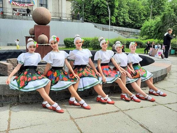 Хореографічний колектив з Олександрійщини здобув перемогу на Всеукраїнському фестивалі
