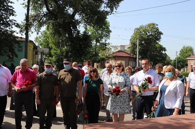 В Олександрії вшанували пам'ять жертв війни в Україні