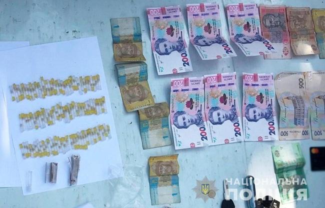 Крадіжки та наркотики: в Олександрії затримали підозрюваних з сусідньої області